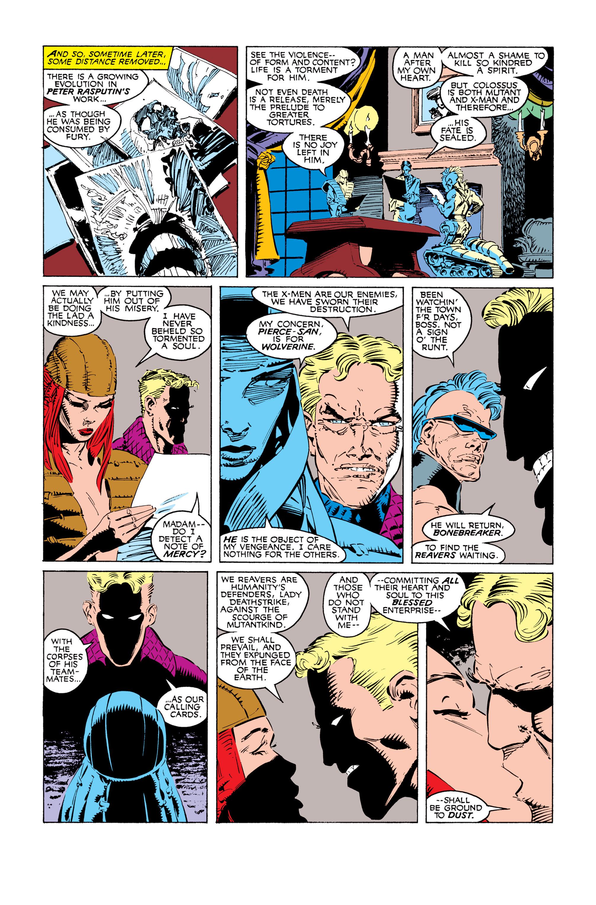 Read online Uncanny X-Men (1963) comic -  Issue #249 - 10