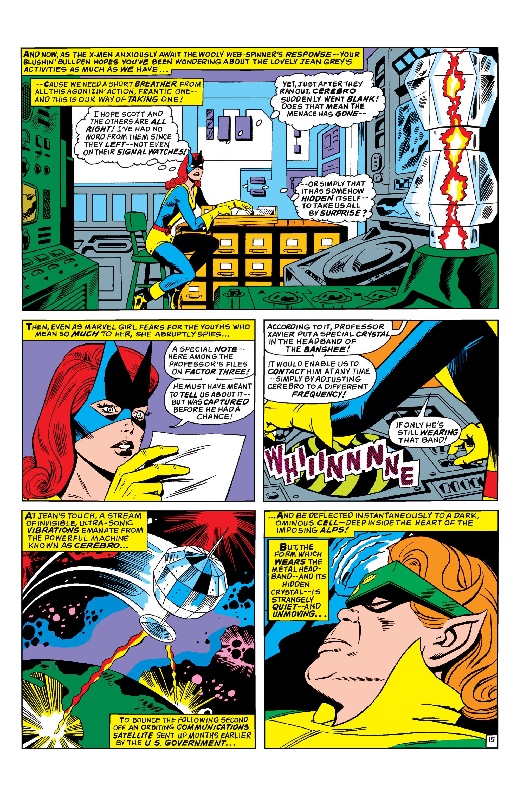 Uncanny X-Men (1963) 35 Page 15
