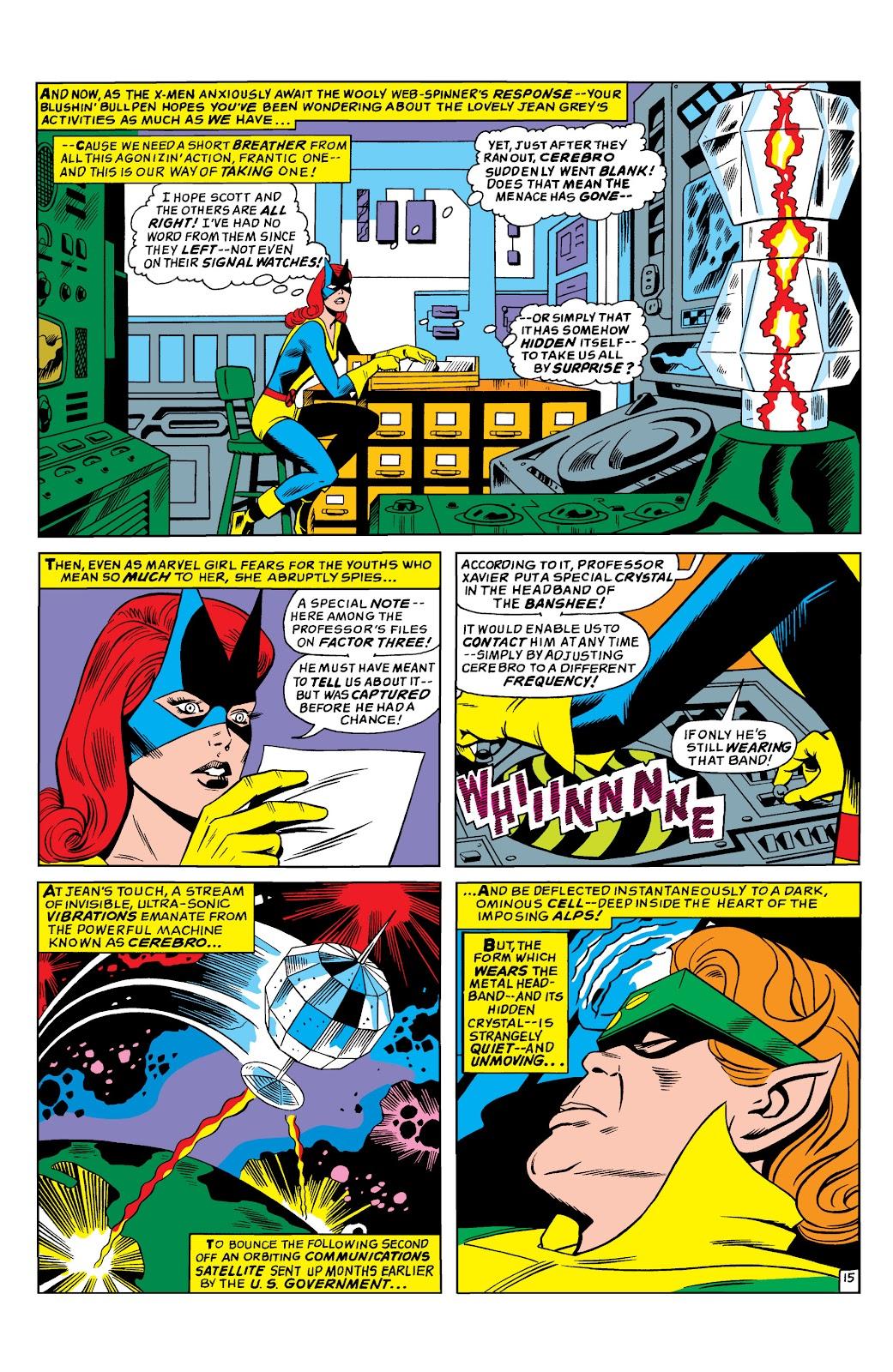 Uncanny X-Men (1963) issue 35 - Page 16