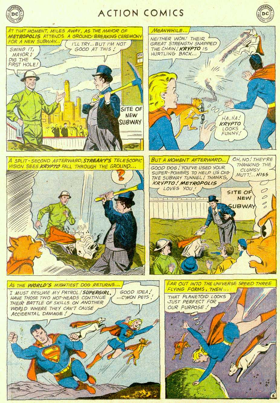 Action Comics (1938) 277 Page 23