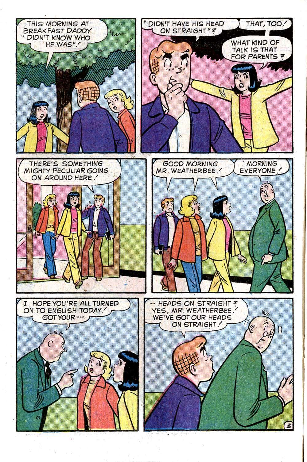 Read online Archie (1960) comic -  Issue #242 - 22