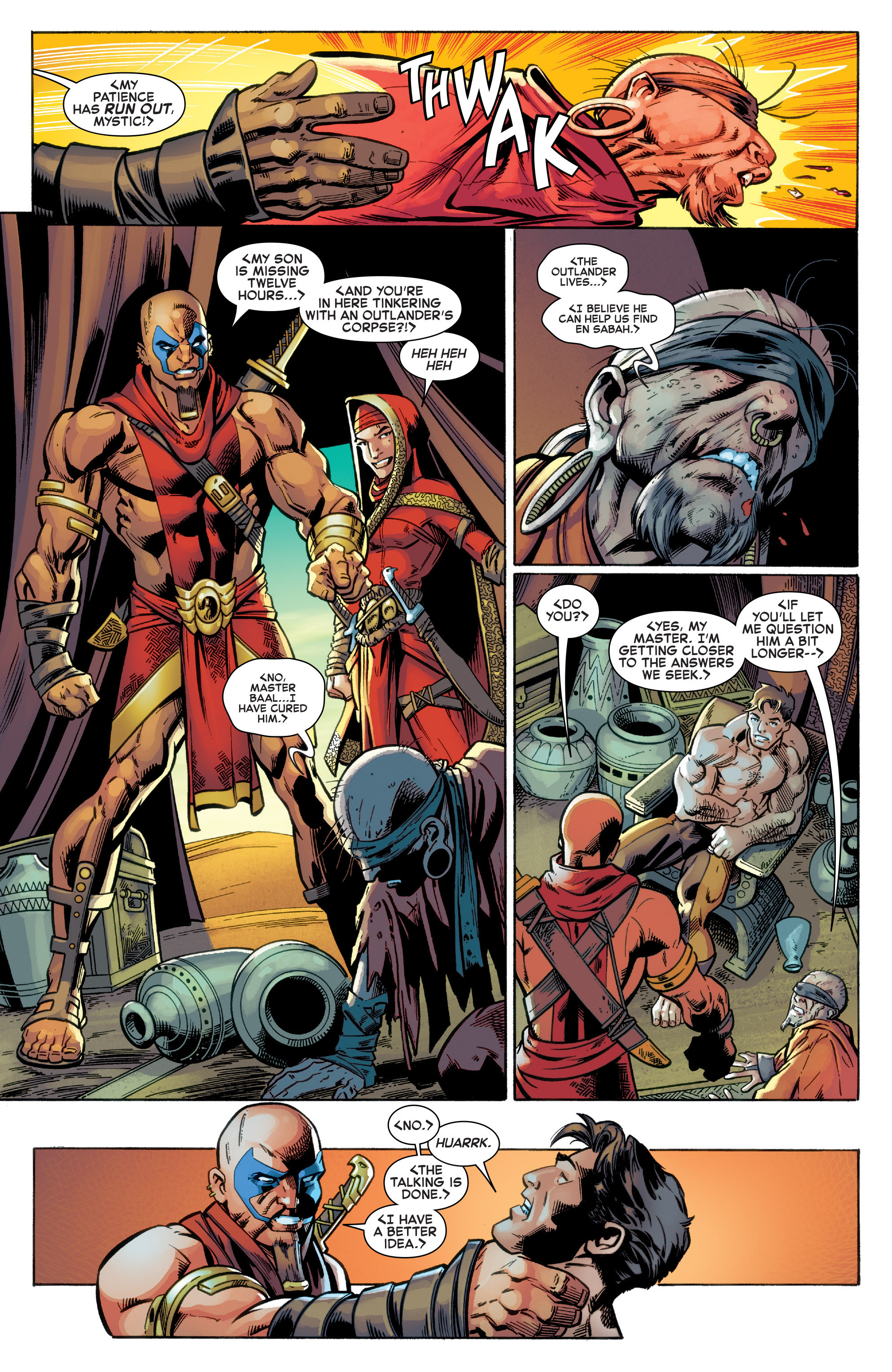 Read online All-New X-Men (2016) comic -  Issue #10 - 17