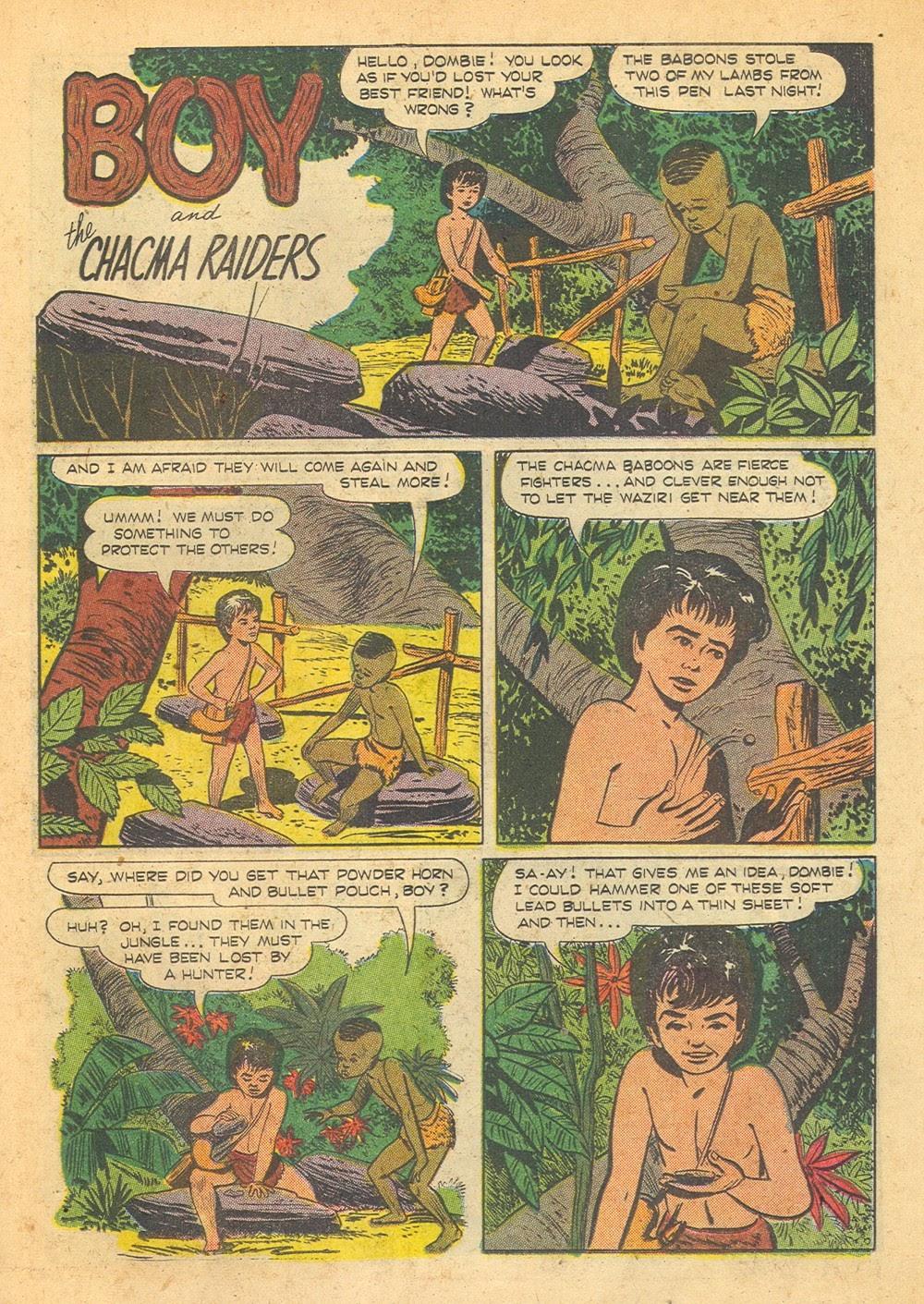 Tarzan (1948) issue 57 - Page 19