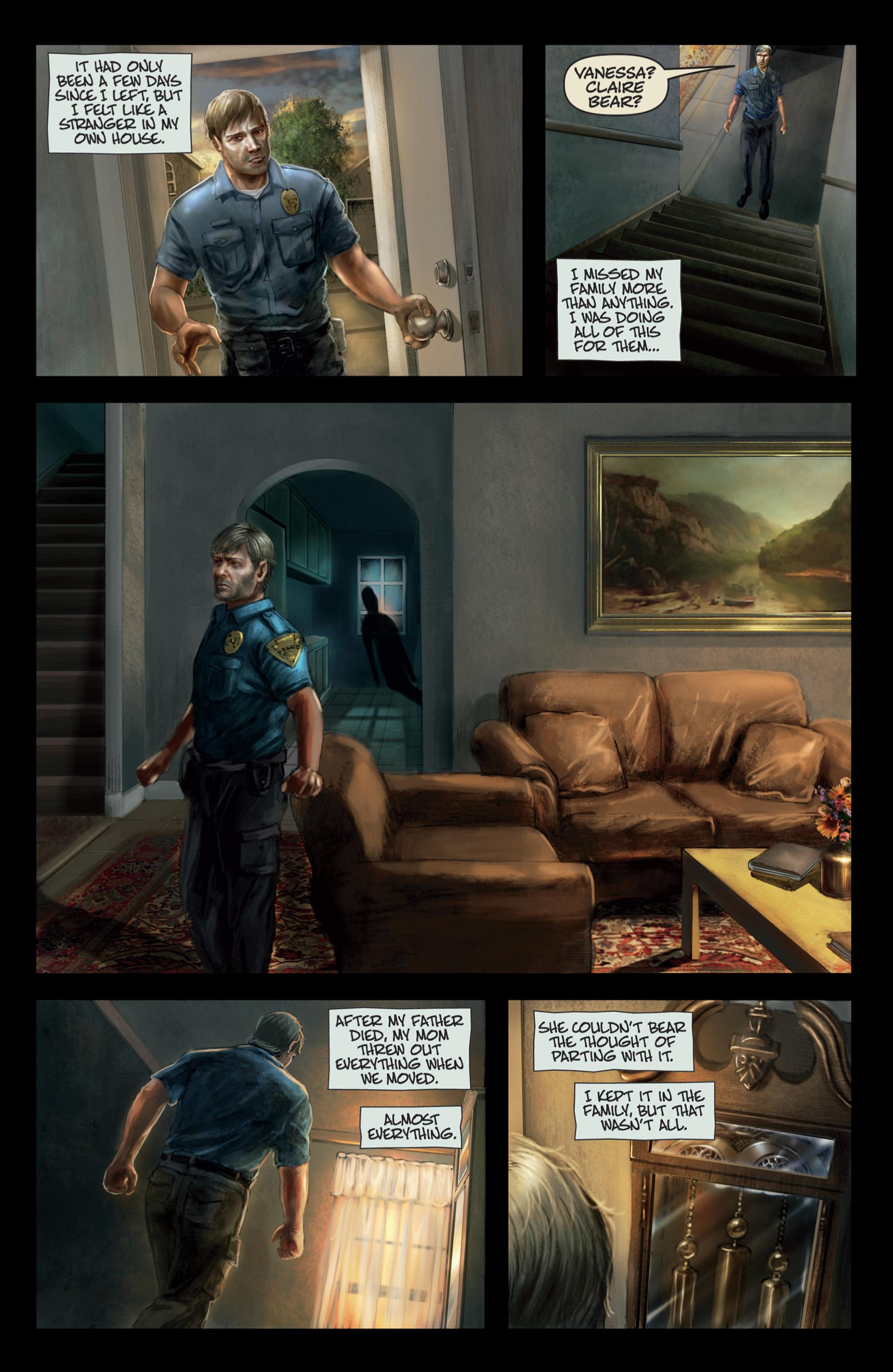 Read online Abattoir comic -  Issue #4 - 20