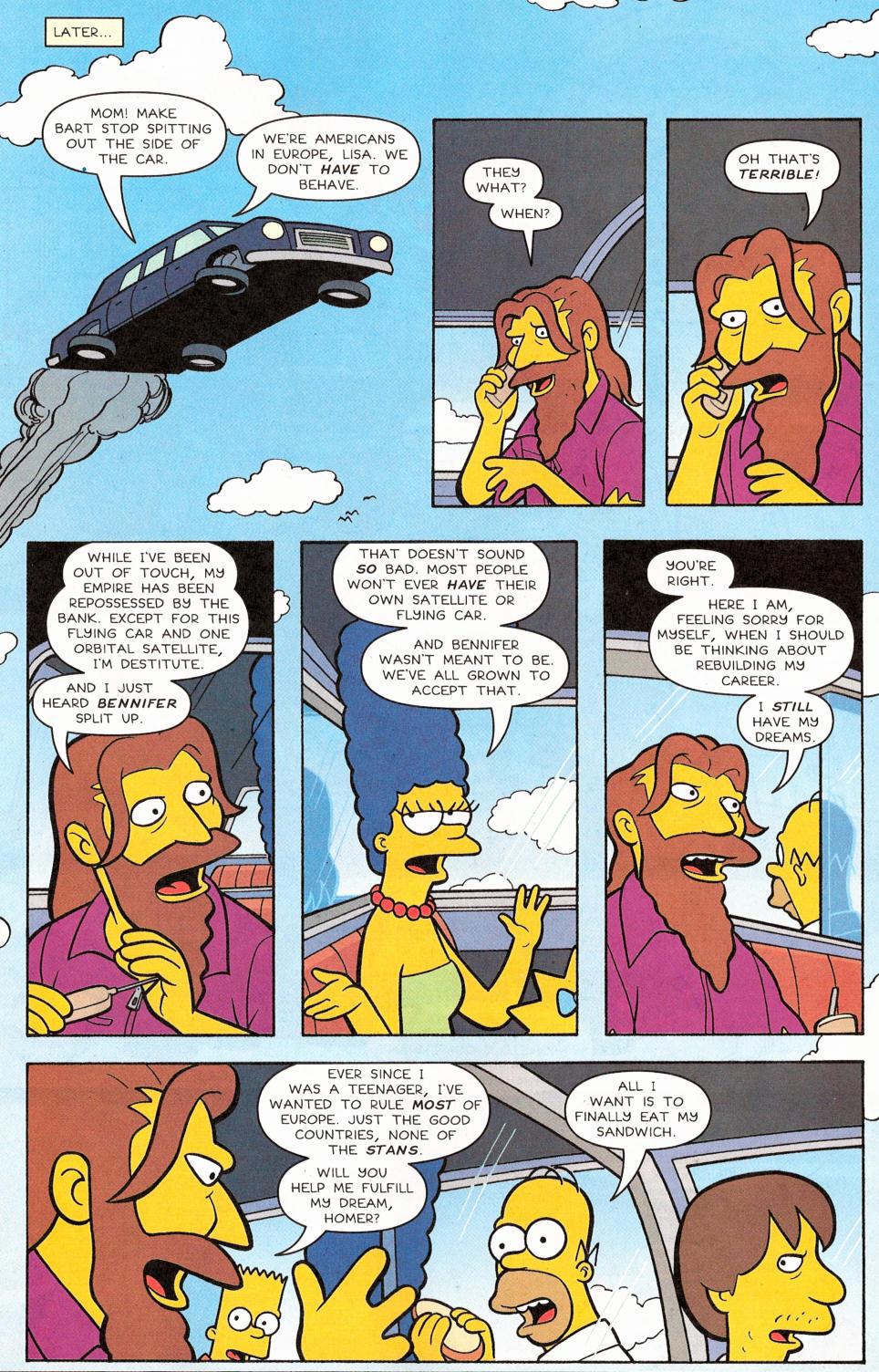 Read online Simpsons Comics comic -  Issue #117 - 12