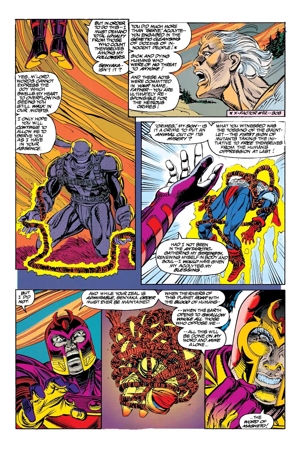 Uncanny X-Men (1963) issue 304 - Page 30