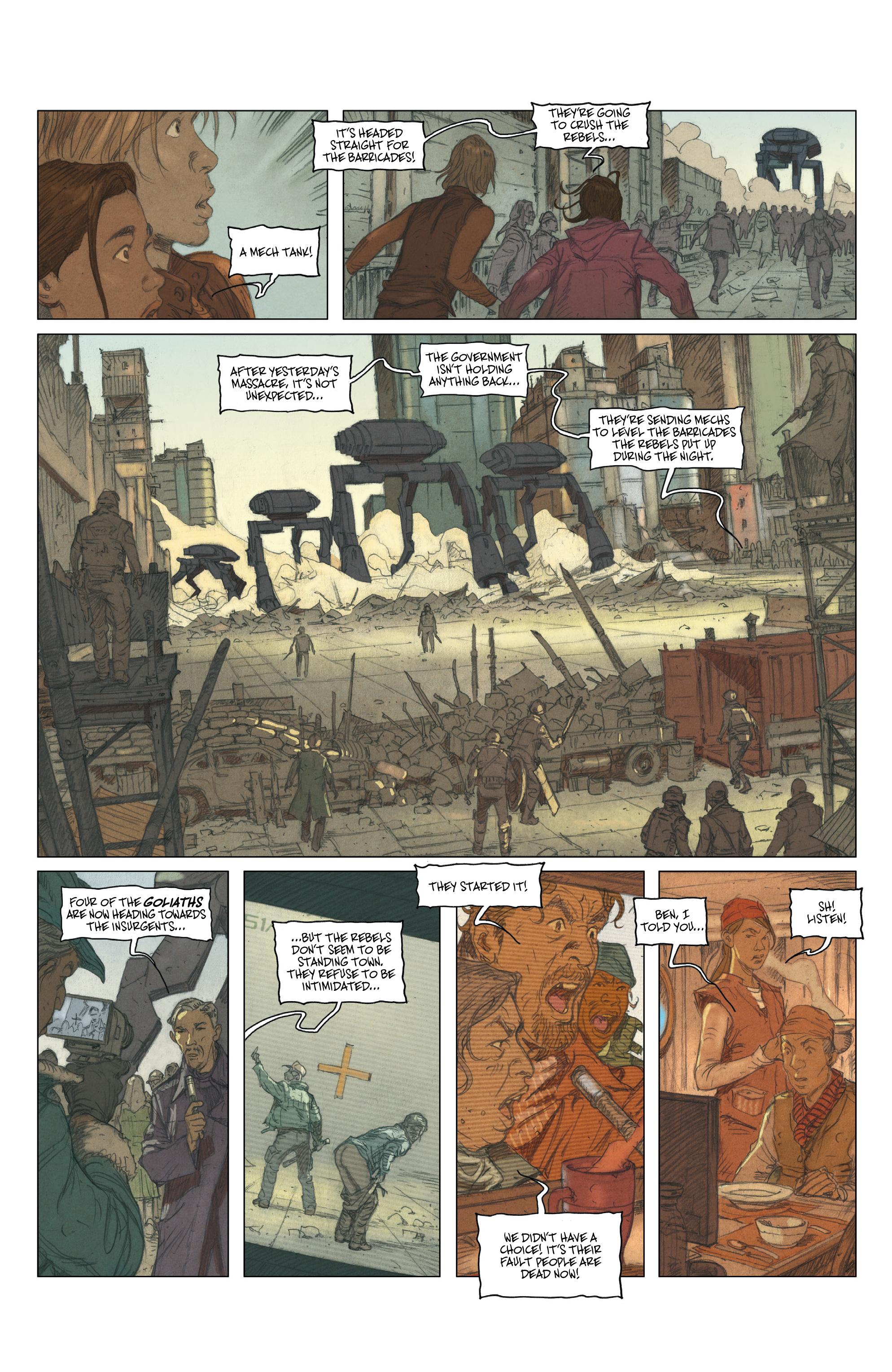 Read online Ab Irato comic -  Issue #2 - 16