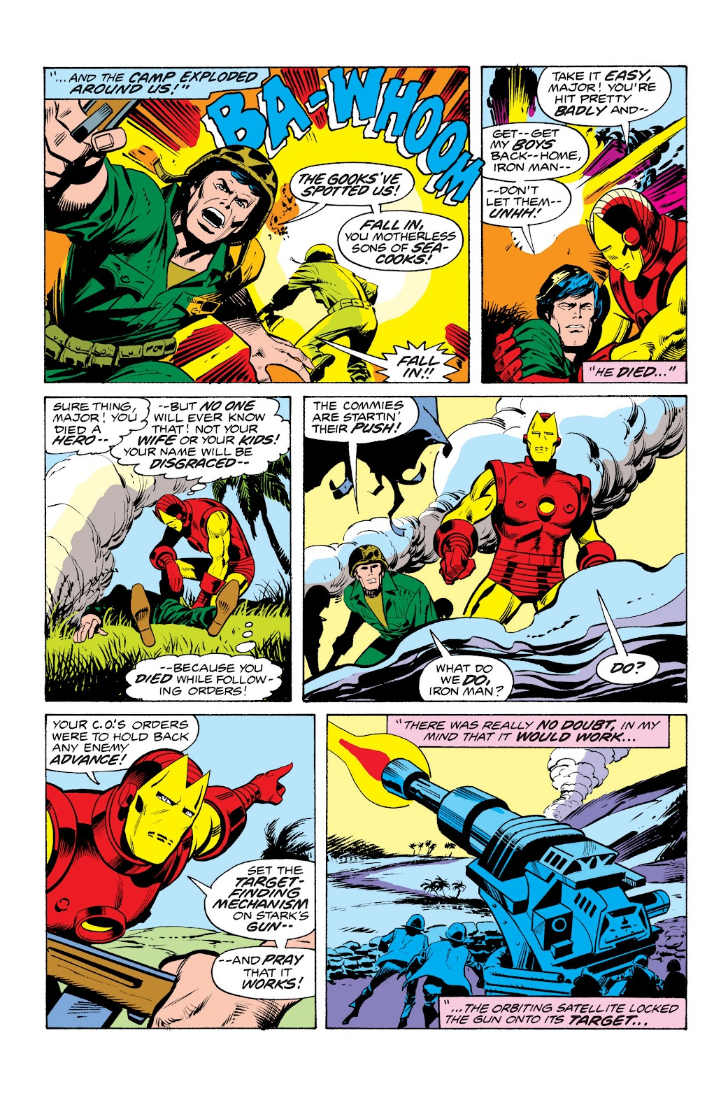 Read online Marvel Masterworks: The Invincible Iron Man comic -  Issue # TPB 10 (Part 2) - 80