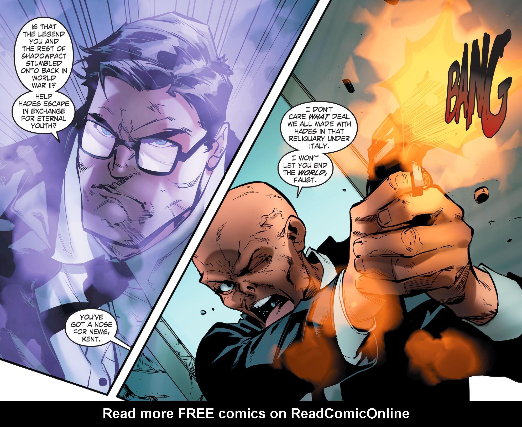 Read online Smallville: Season 11 comic -  Issue #65 - 11