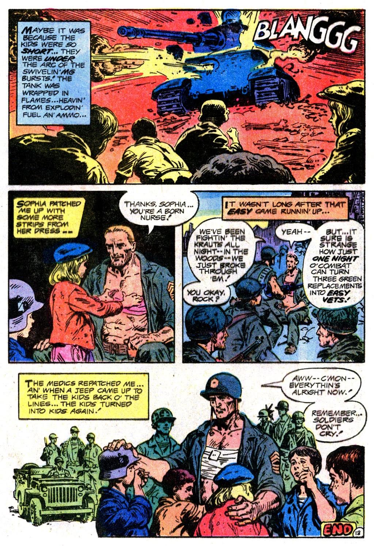 Read online Sgt. Rock comic -  Issue #358 - 14