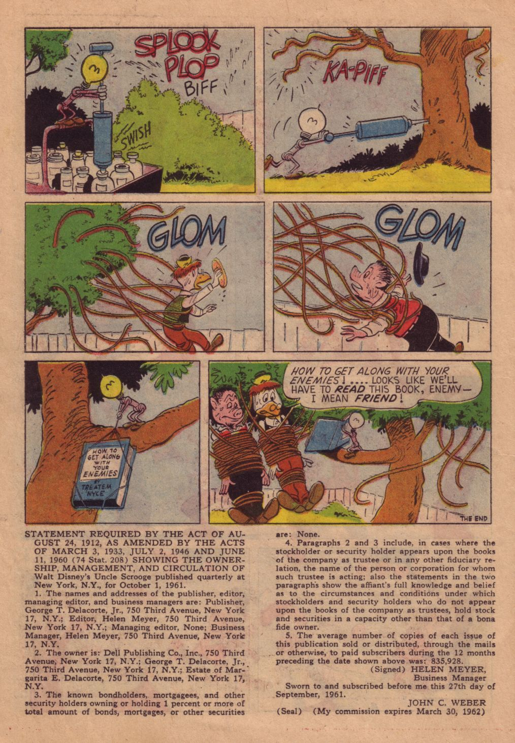 Read online Uncle Scrooge (1953) comic -  Issue #38 - 26