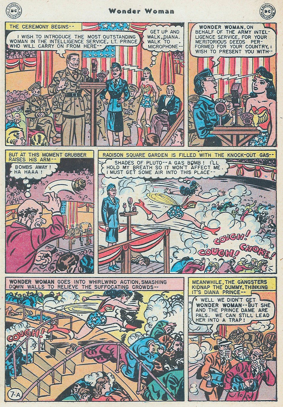 Read online Wonder Woman (1942) comic -  Issue #27 - 9