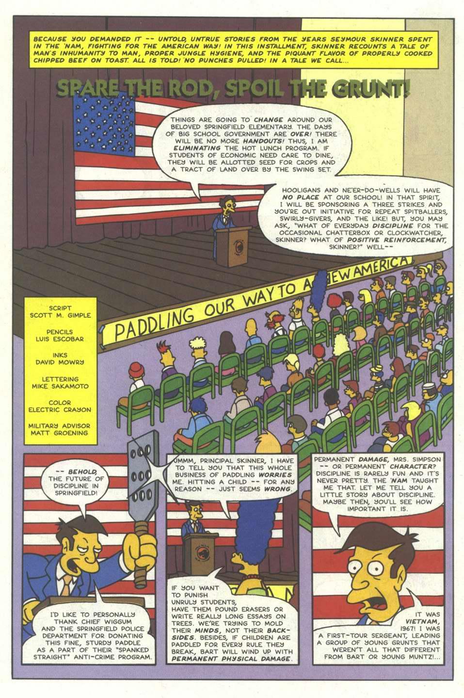 Read online Simpsons Comics comic -  Issue #12 - 23