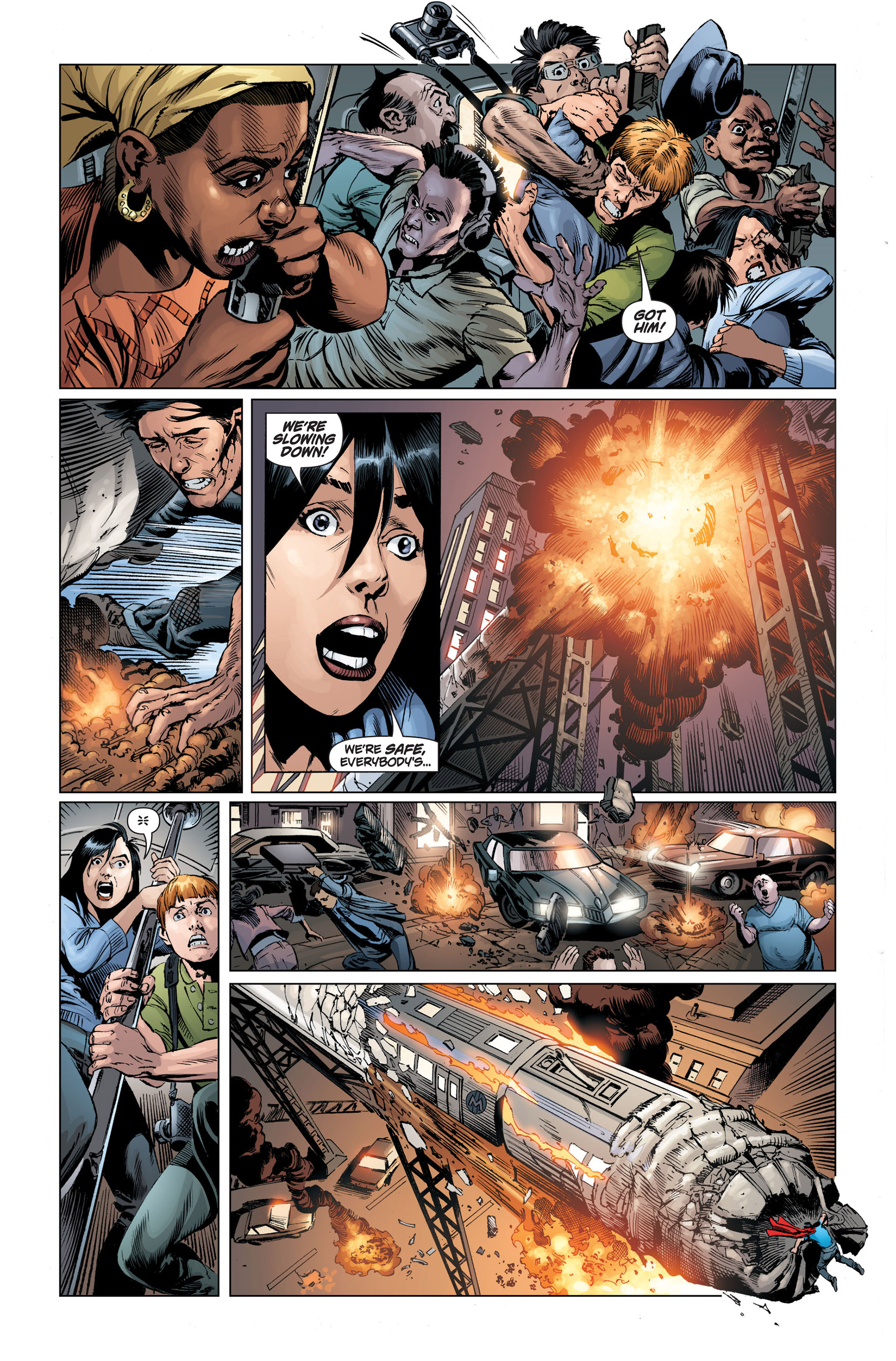 Read online Action Comics (2011) comic -  Issue #1 - 31
