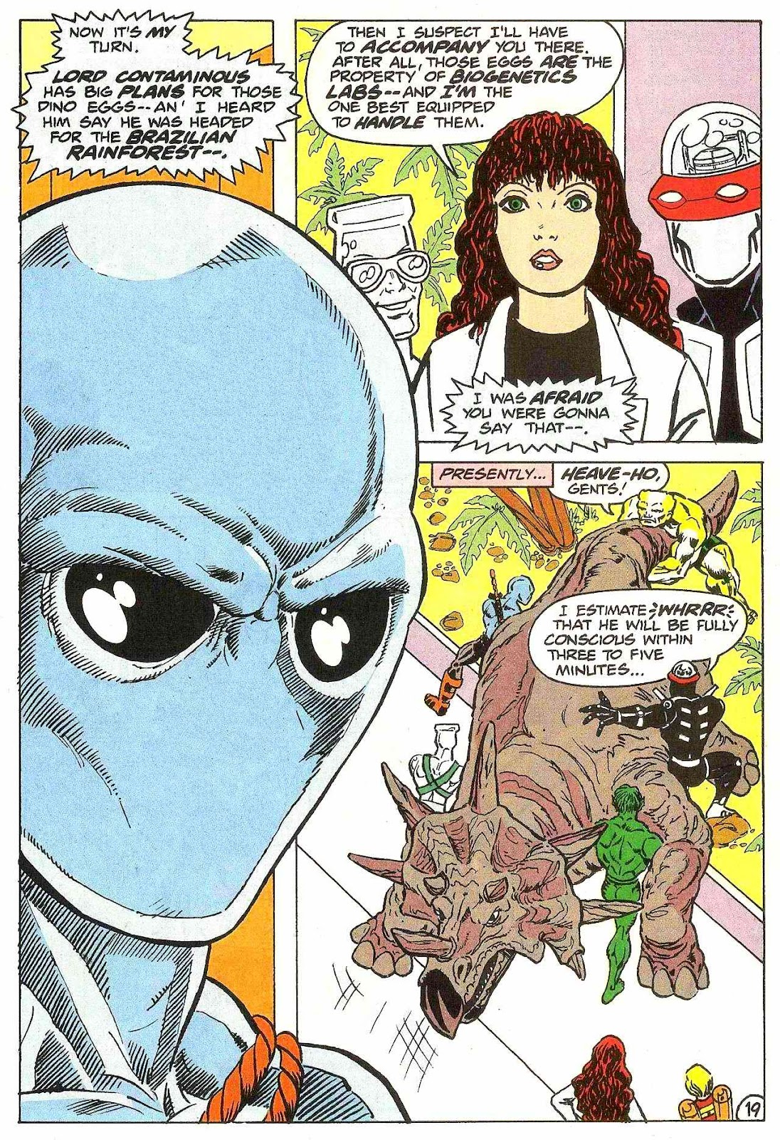Read online Zen Intergalactic Ninja (1992) comic -  Issue #3 - 26