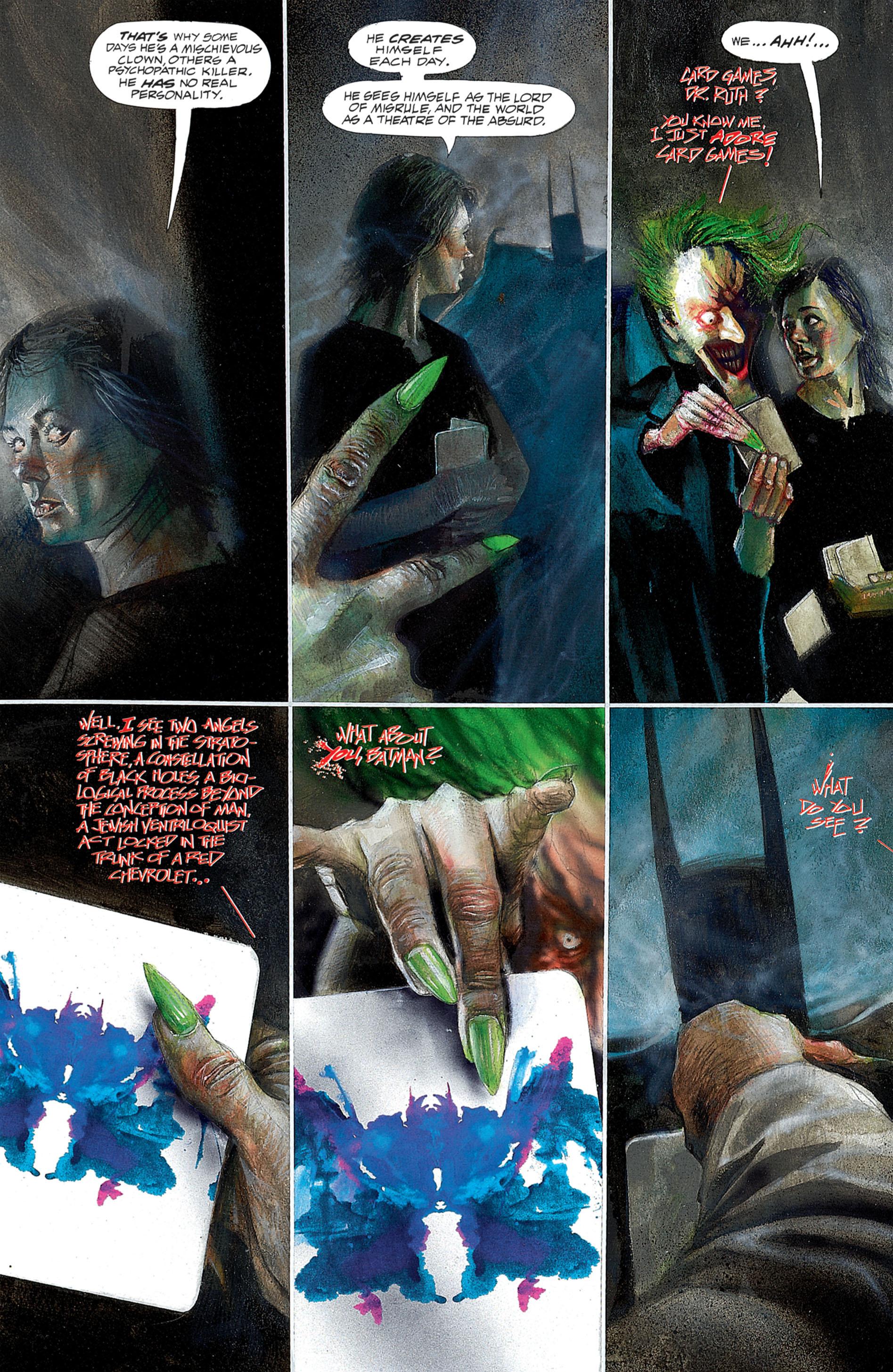 Read online Arkham Asylum comic -  Issue #Arkham Asylum Full - 36