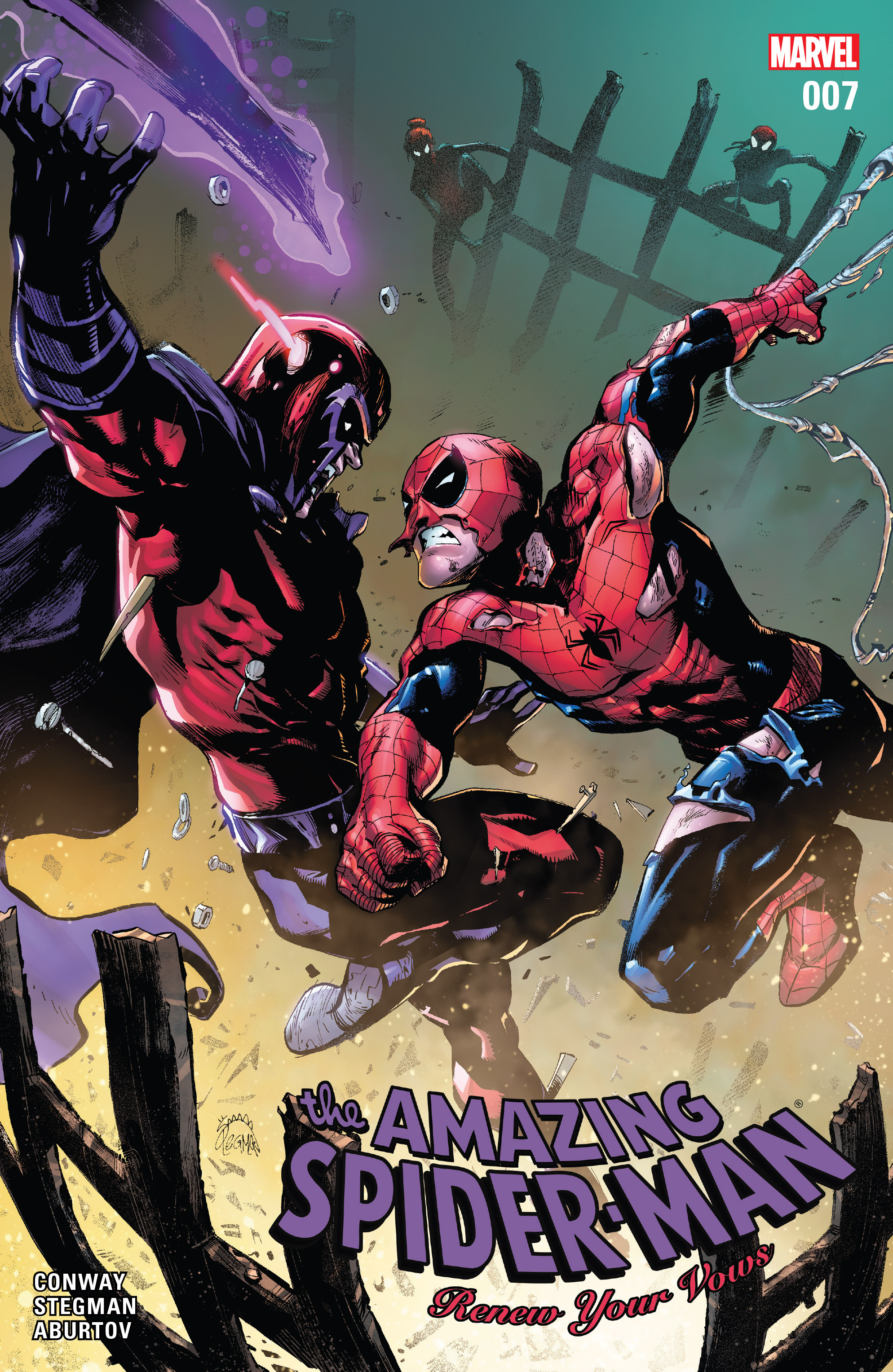 Read online Amazing Spider-Man: Renew Your Vows (2017) comic -  Issue #7 - 1
