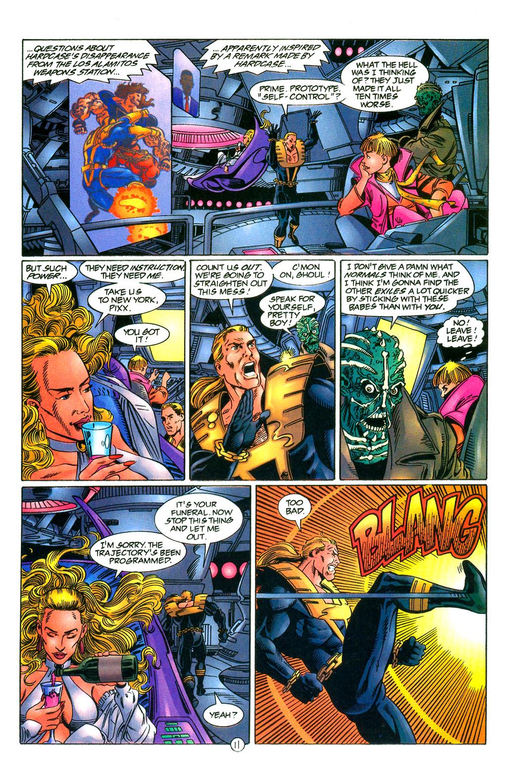 Read online UltraForce (1994) comic -  Issue #0 - 26