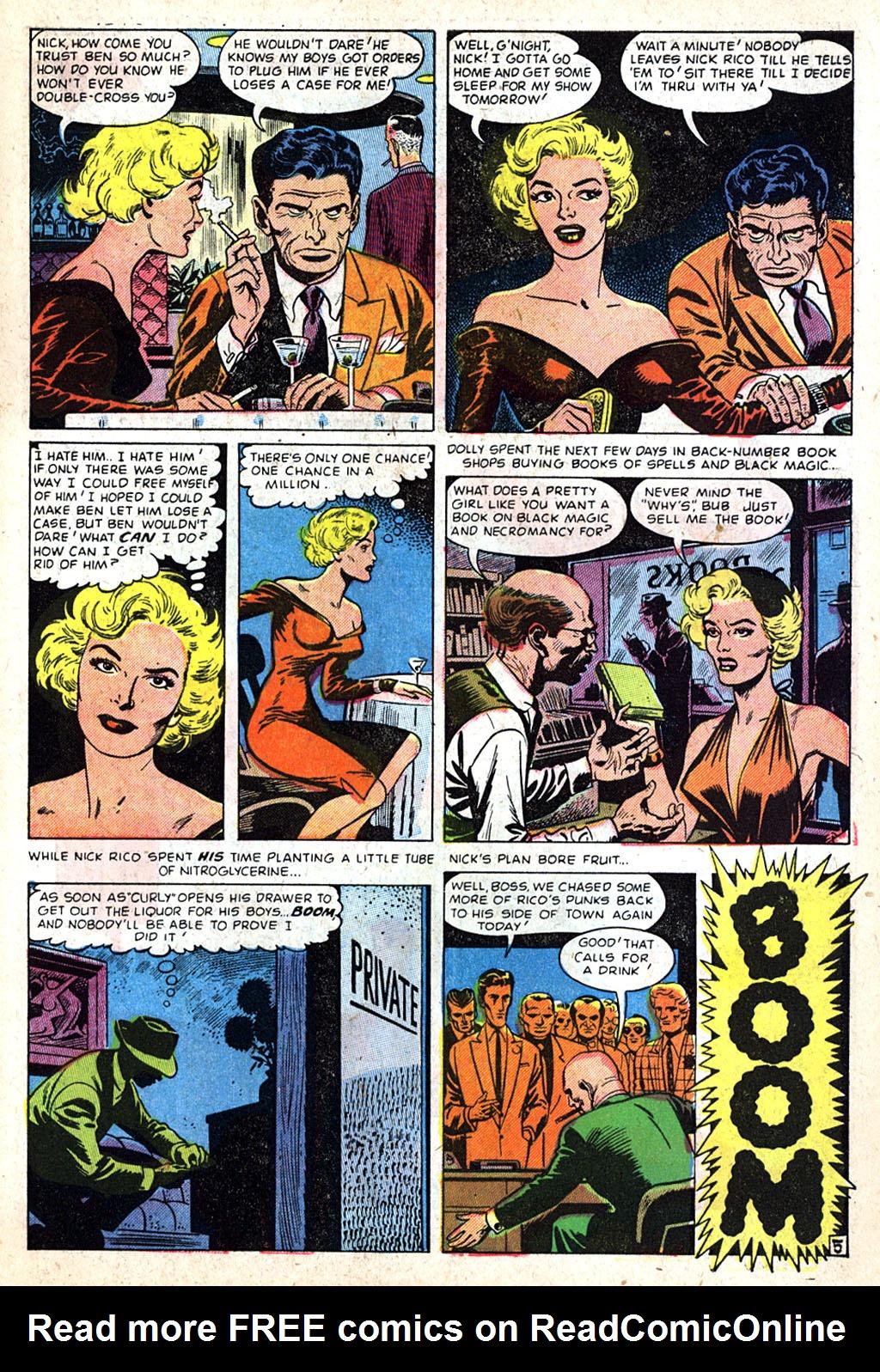 Read online Adventures into Weird Worlds comic -  Issue #17 - 31