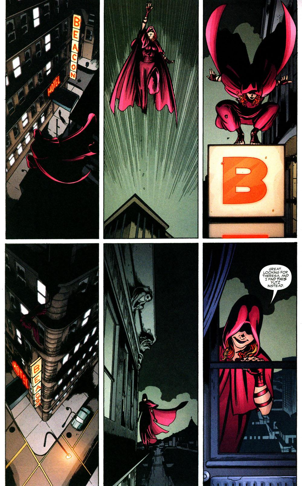 Read online Fallen Angel (2003) comic -  Issue #3 - 15