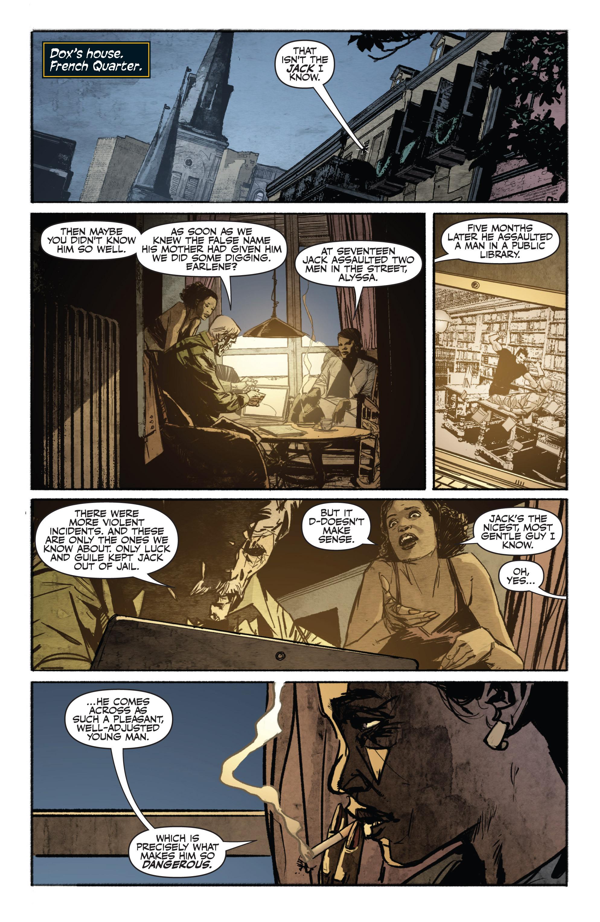 Read online Shadowman (2012) comic -  Issue #13 - 5