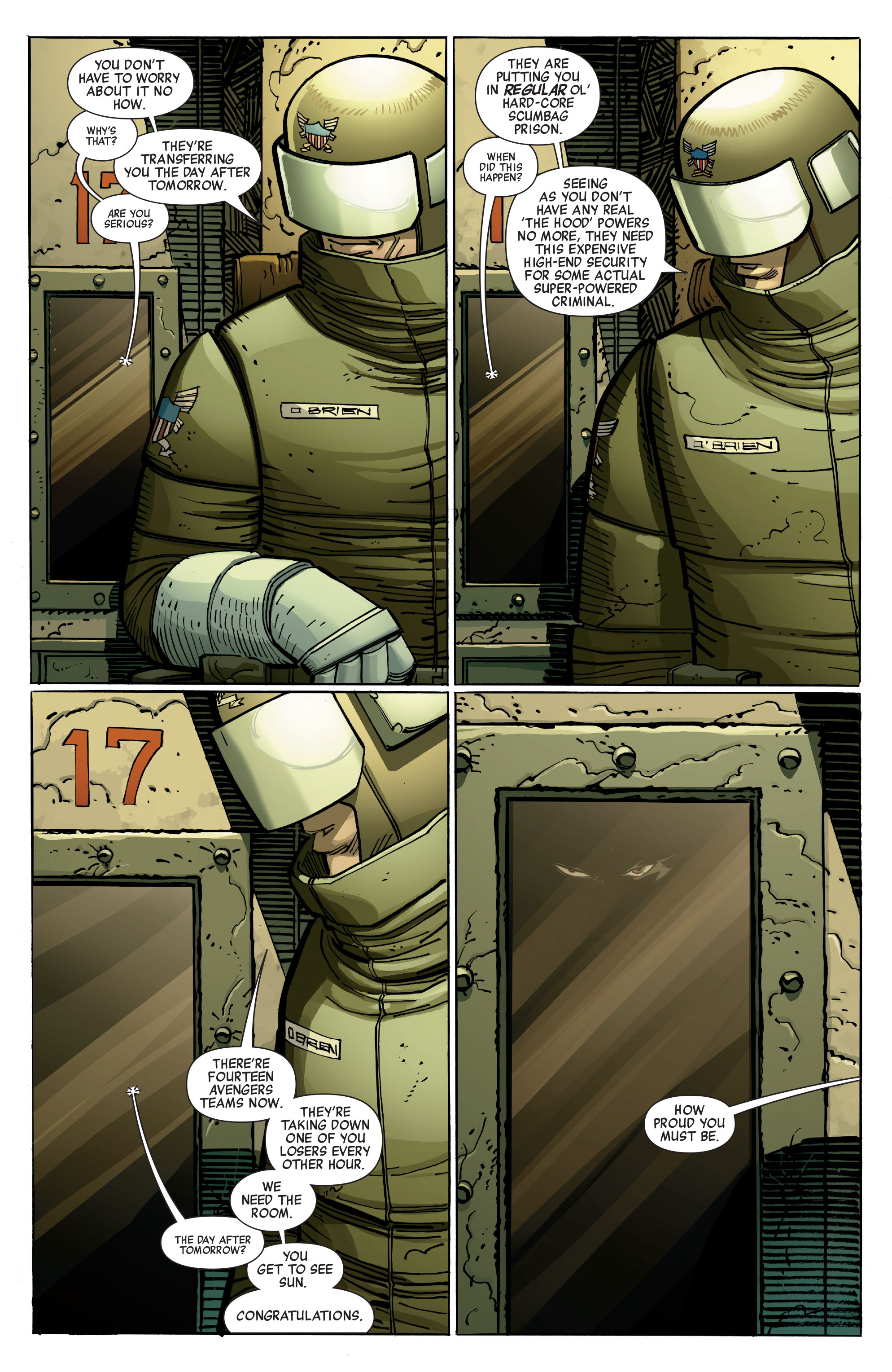Read online Avengers (2010) comic -  Issue #9 - 4
