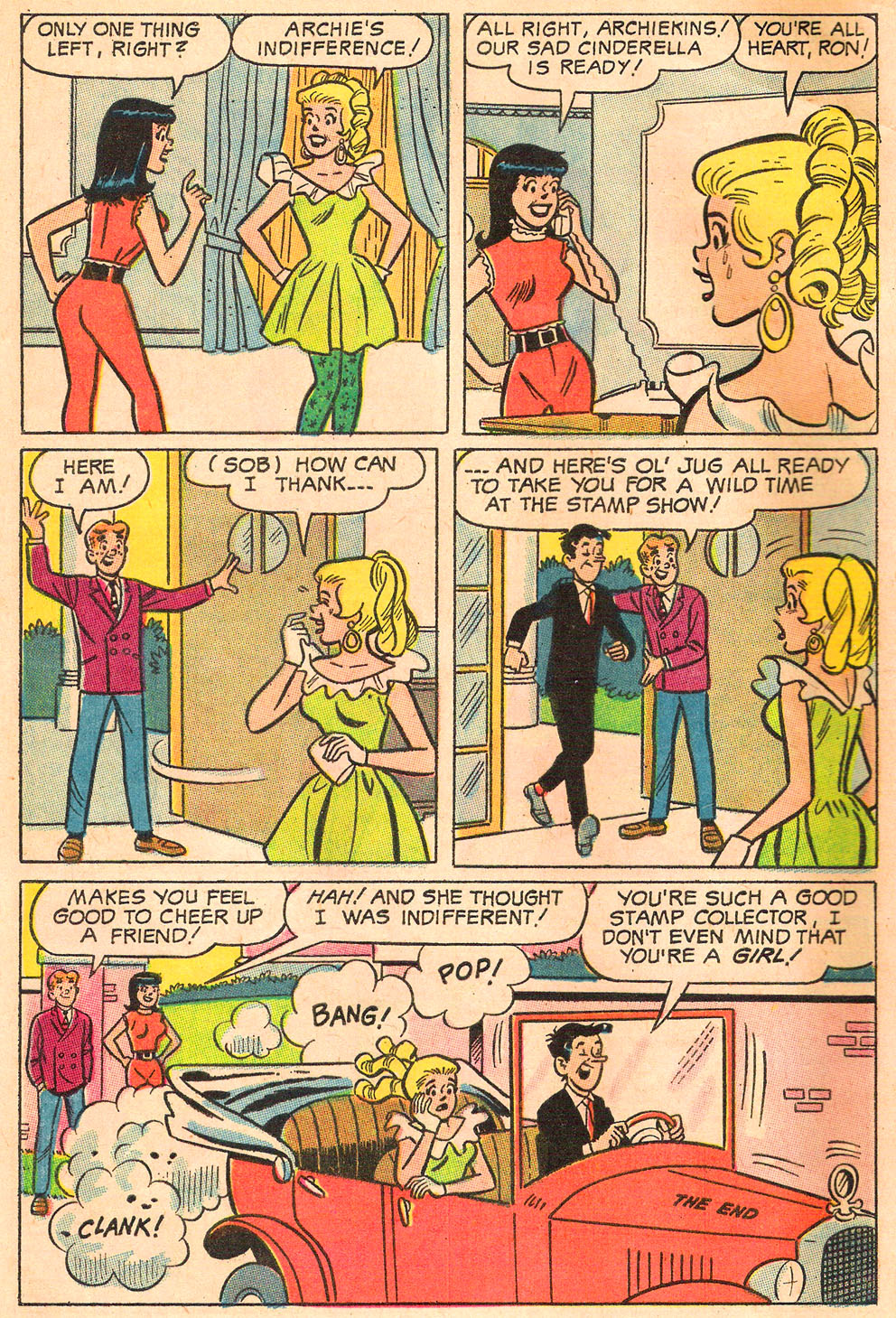 Read online Archie's Girls Betty and Veronica comic -  Issue #154 - 8