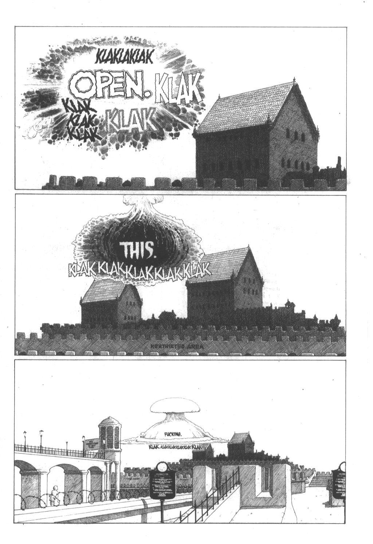 Cerebus Issue #296 #294 - English 3