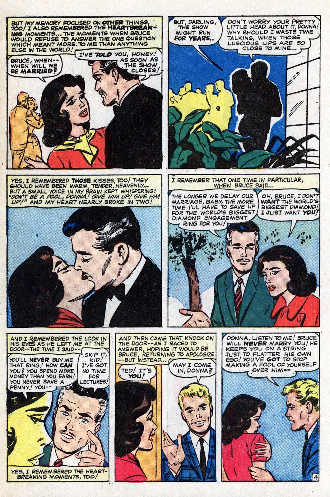 Love Romances (1949) issue 95 - Page 6
