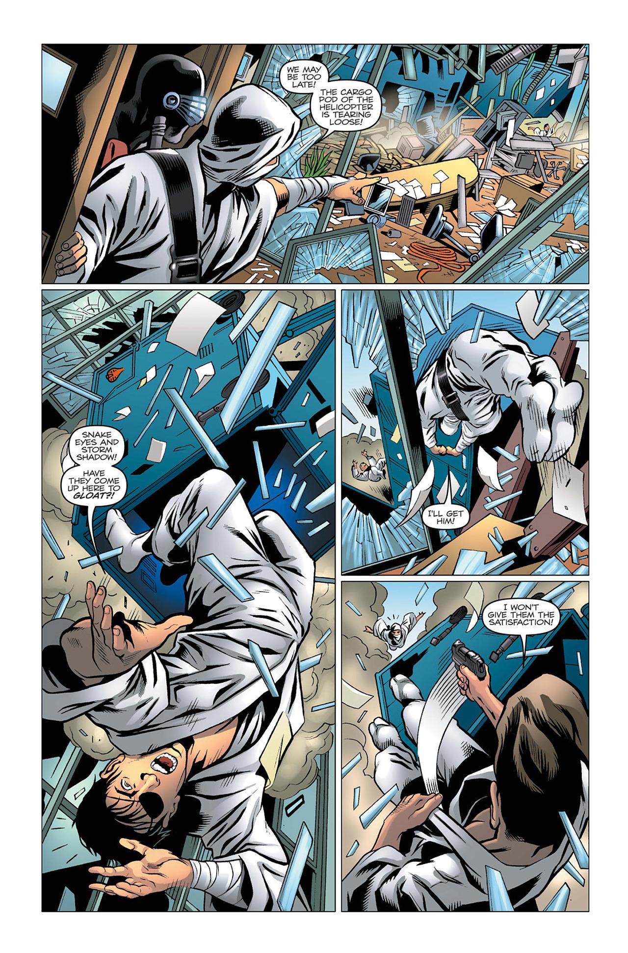 G.I. Joe: A Real American Hero 165 Page 11