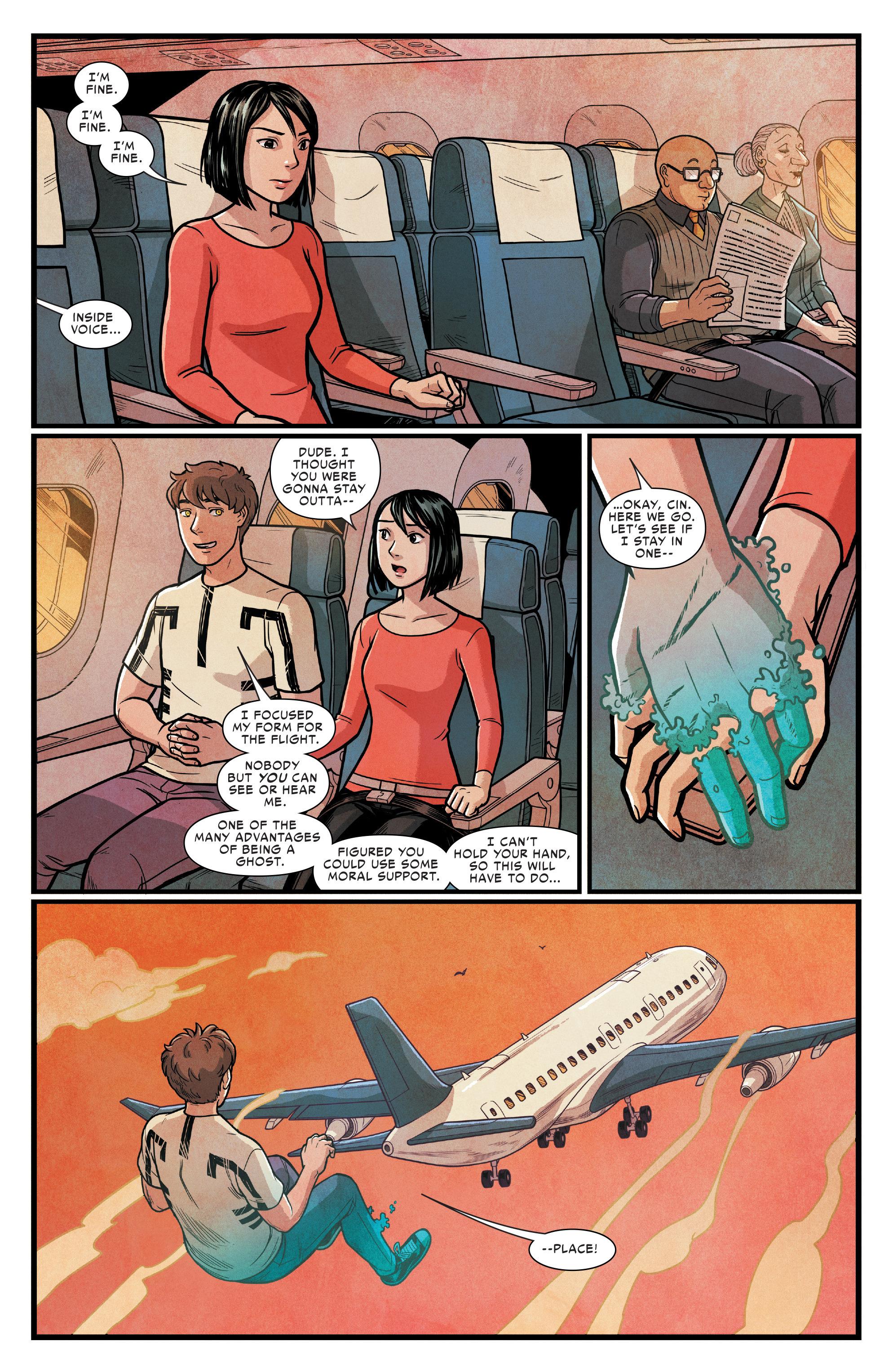 Read online Silk (2016) comic -  Issue #14 - 9