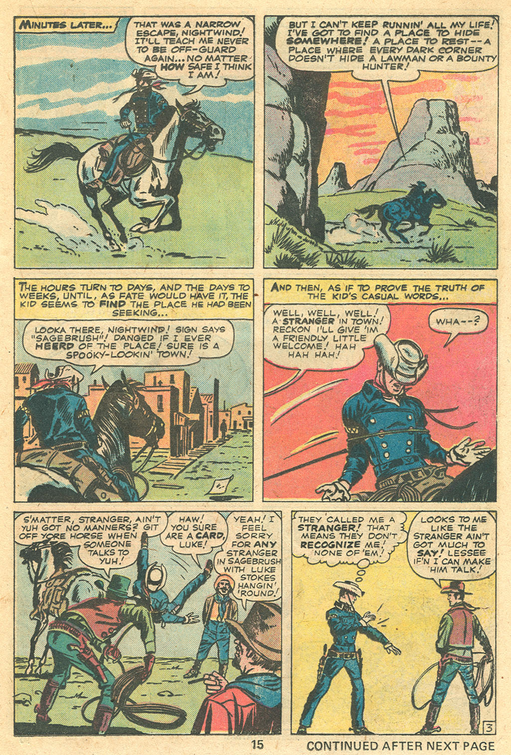 The Rawhide Kid (1955) issue 137 - Page 17