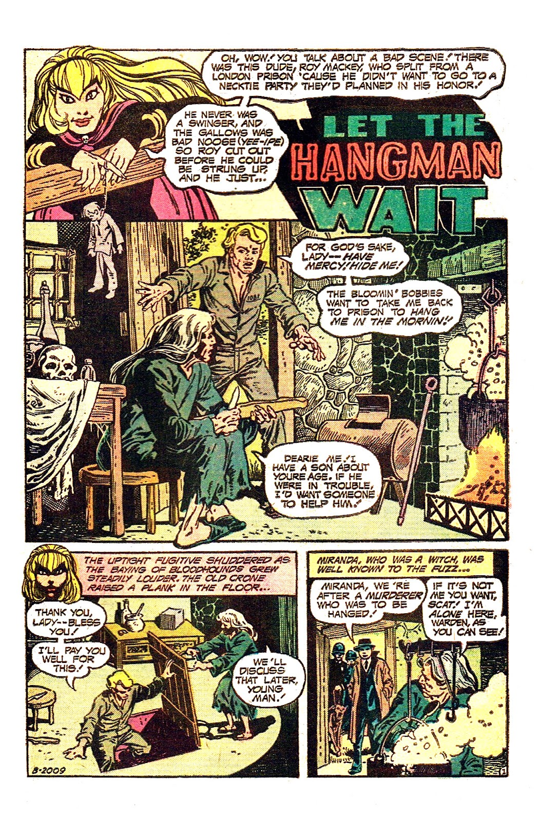 The Witching Hour (1969) issue 50 - Page 26
