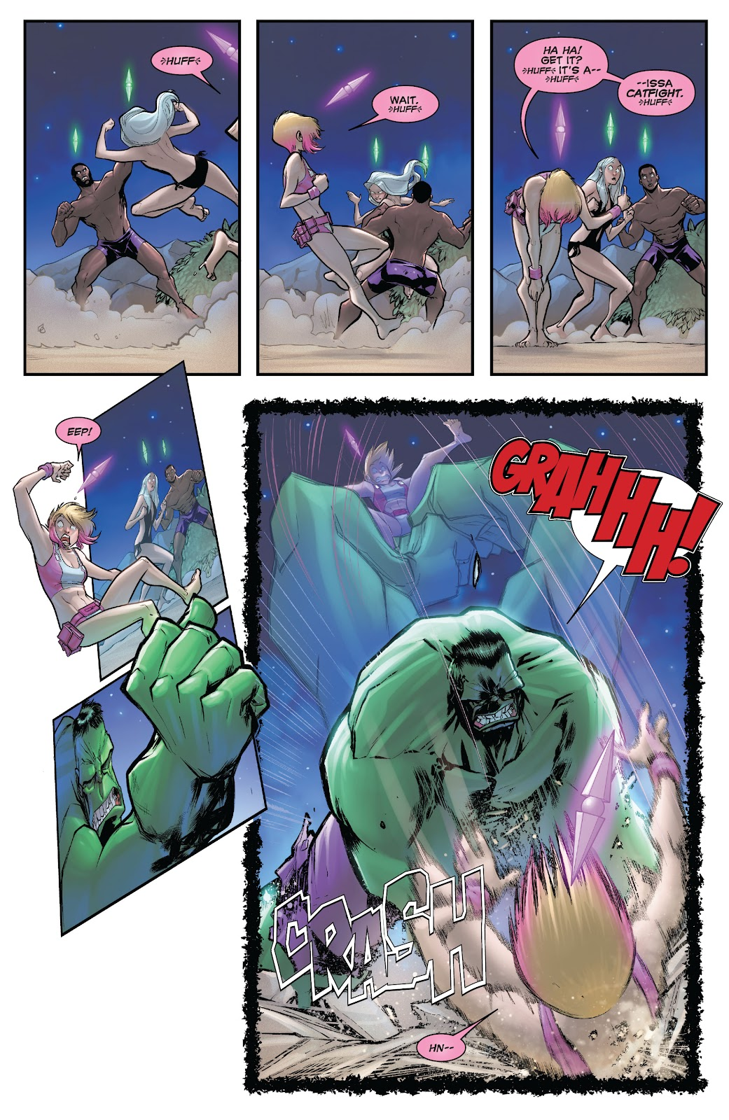 Gwenpool Strikes Back issue _TPB - Page 73