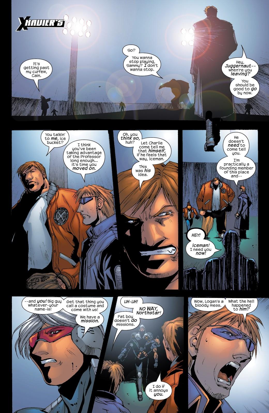 Uncanny X-Men (1963) issue 418 - Page 22