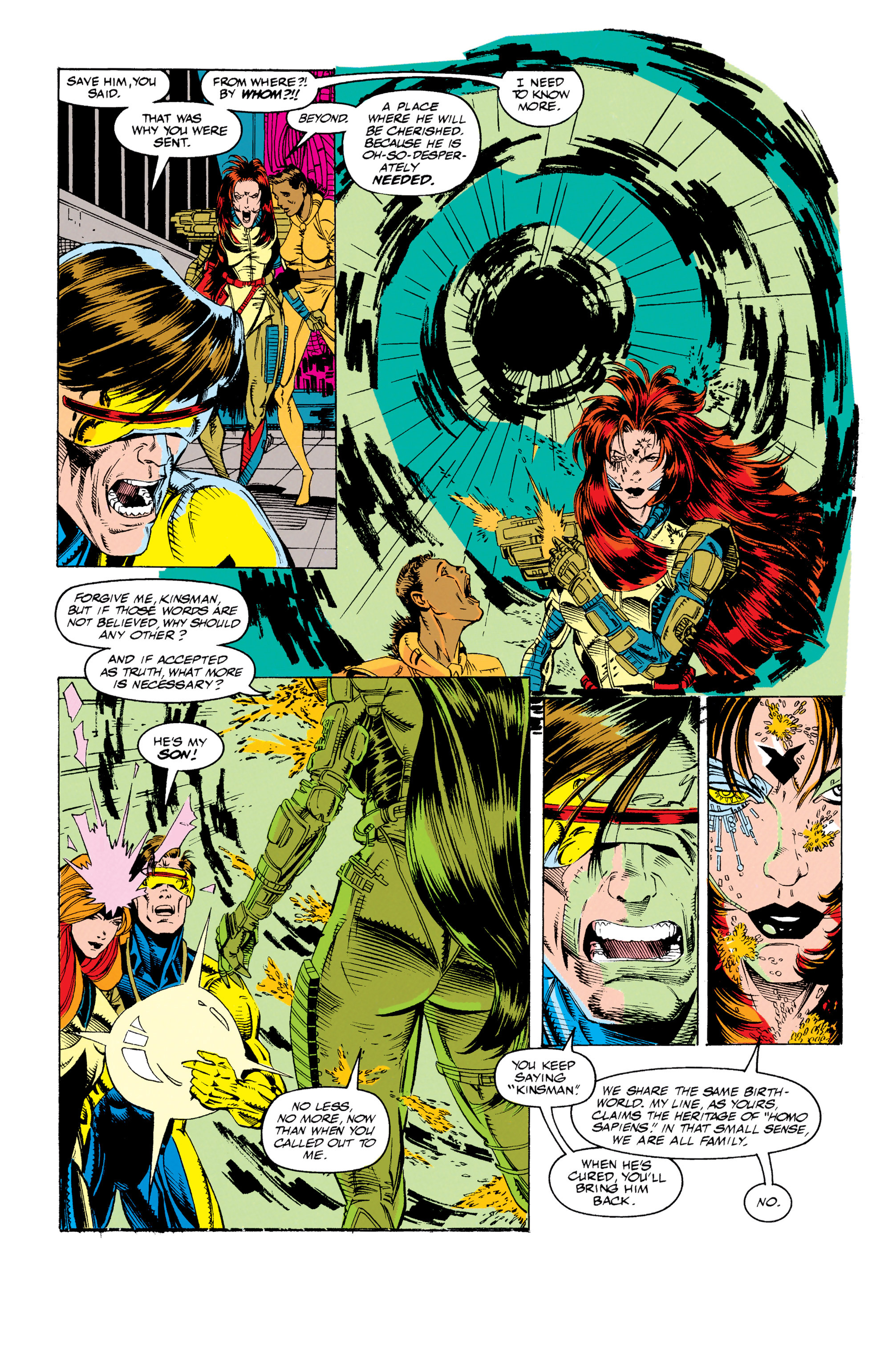 Read online X-Factor (1986) comic -  Issue #68 - 19