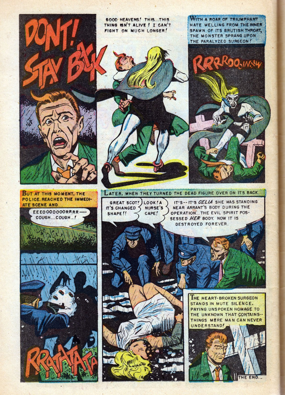 Dark Mysteries issue 1 - Page 26