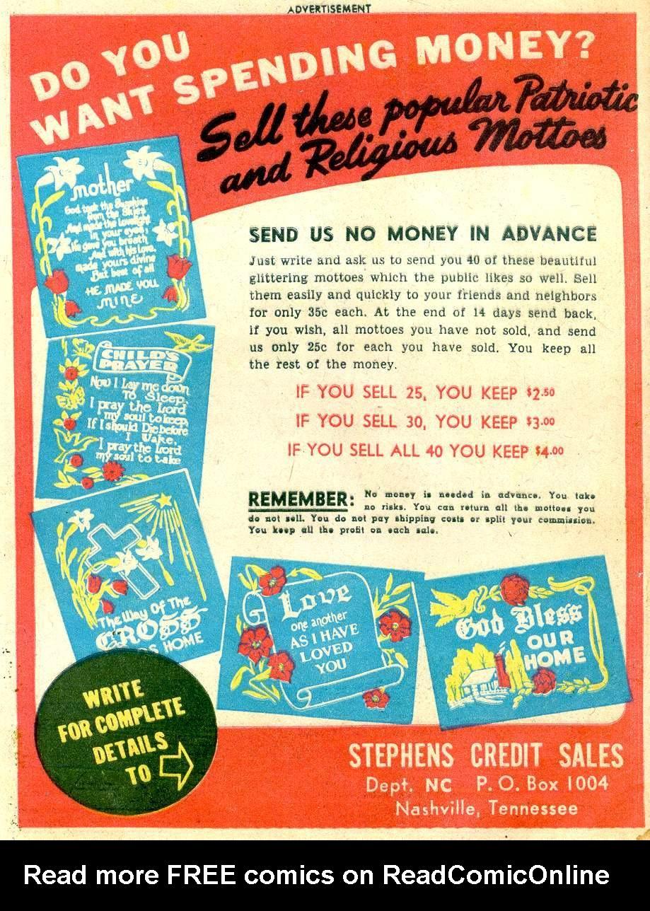 Read online Adventure Comics (1938) comic -  Issue #248 - 34