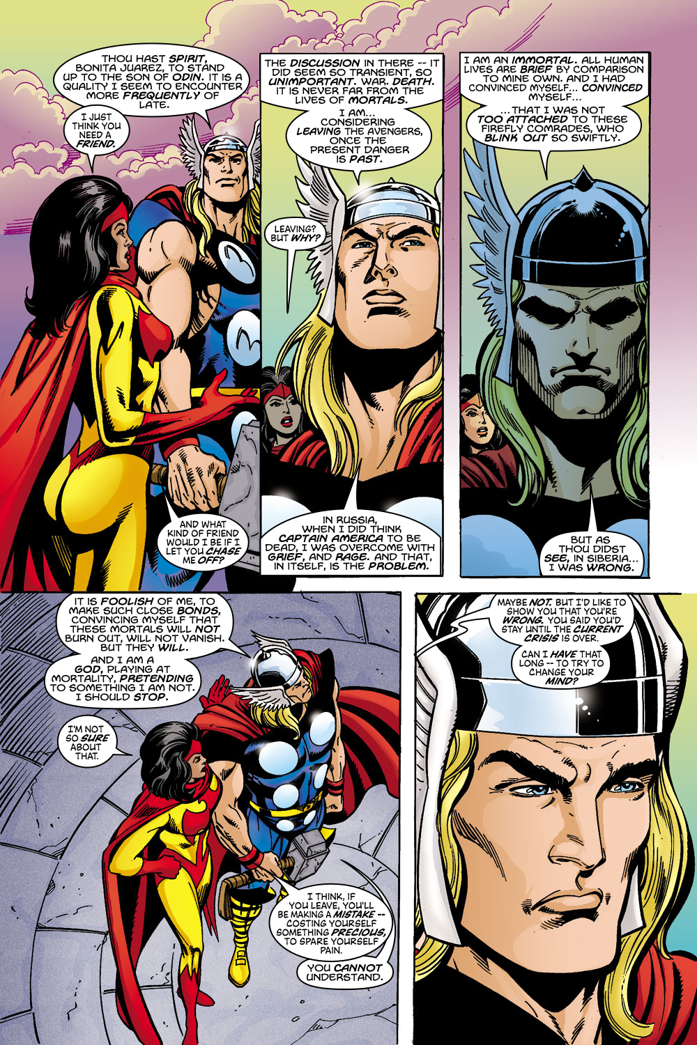 Read online Avengers (1998) comic -  Issue #45 - 14