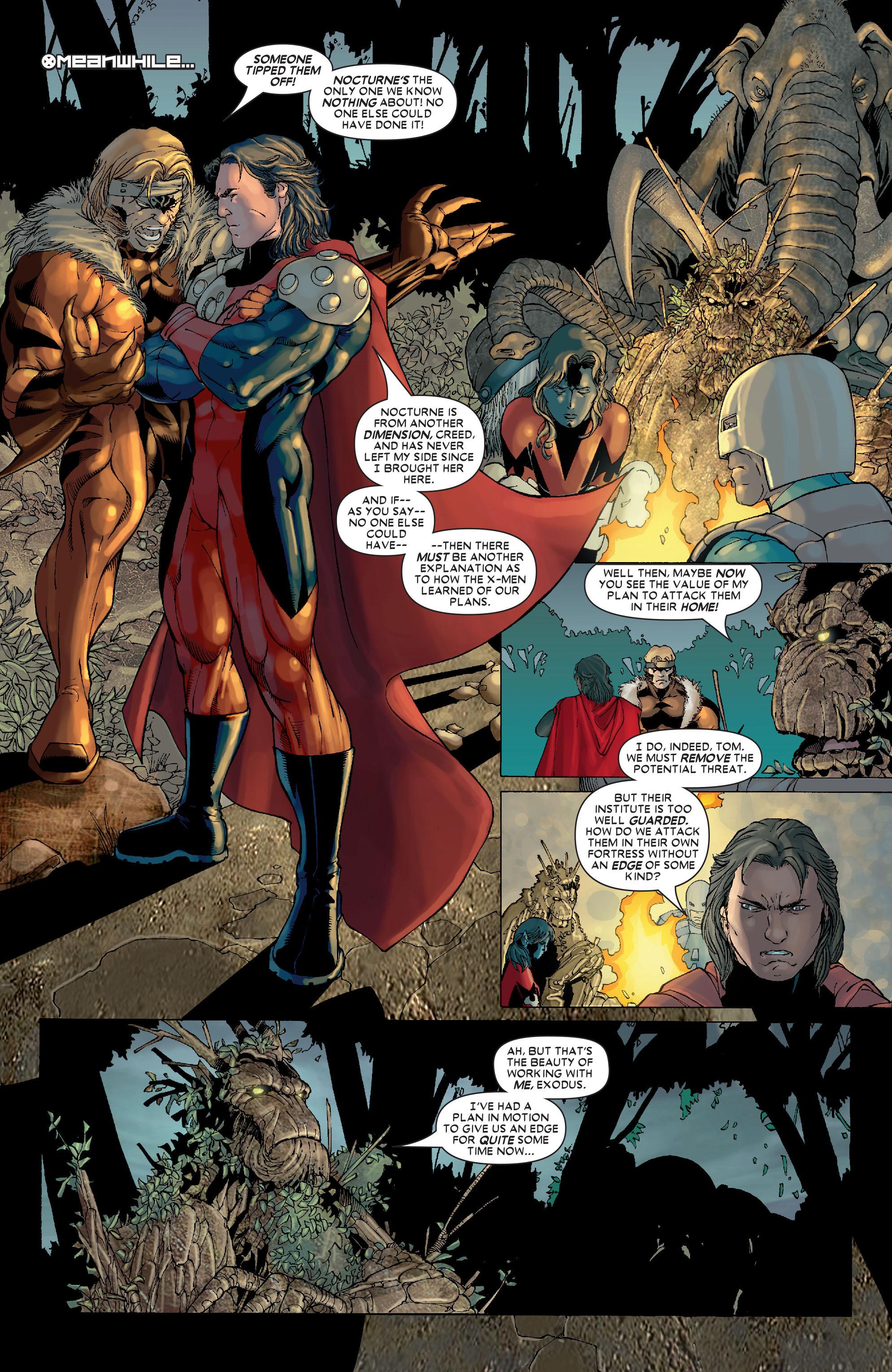X-Men (1991) 161 Page 20