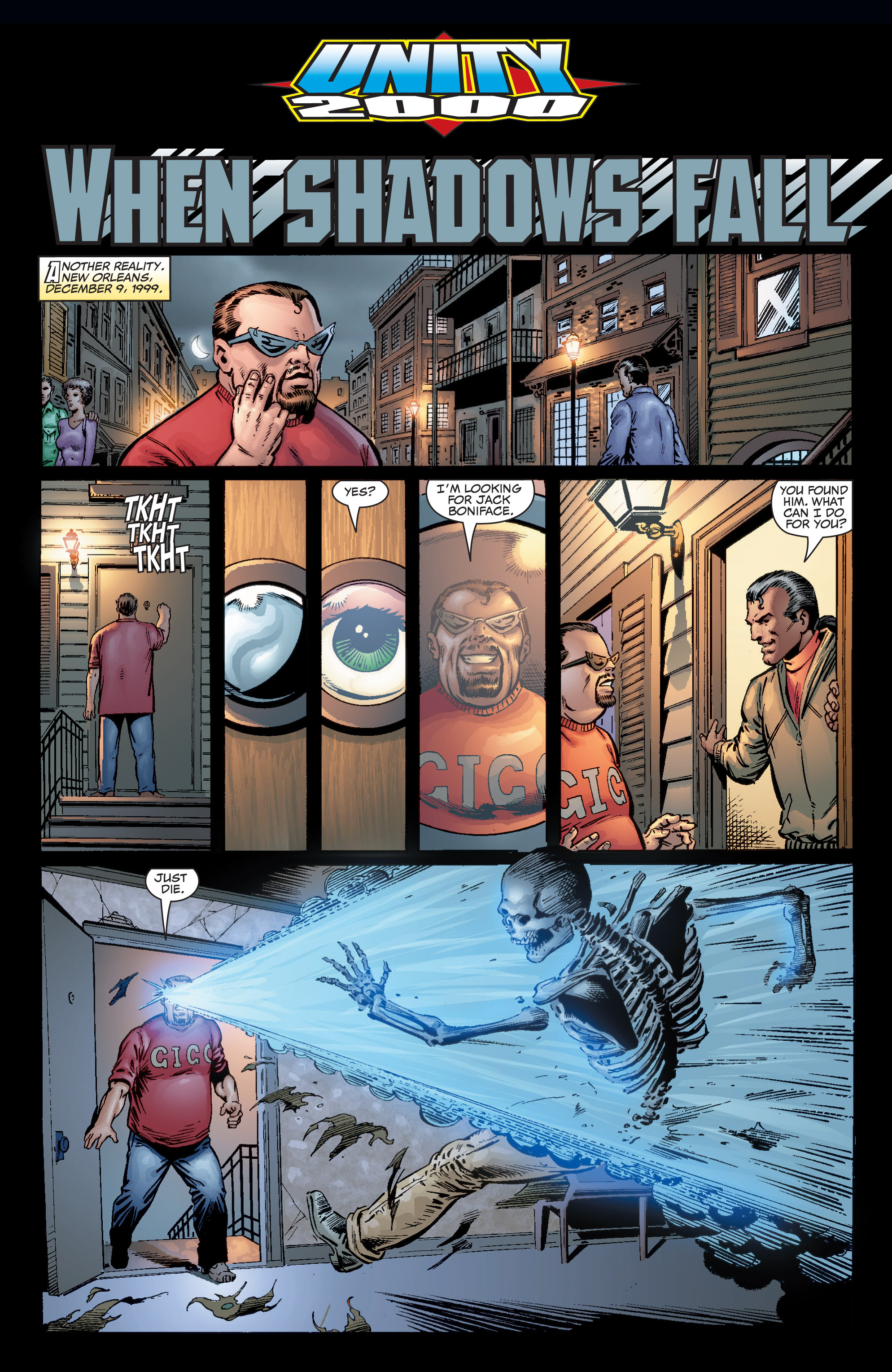 Read online Shadowman (1999) comic -  Issue #3 - 25