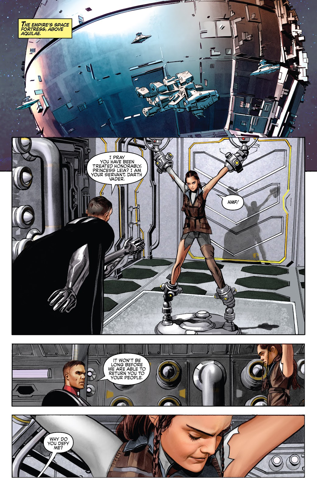 Read online Star Wars Legends: Infinities - Epic Collection comic -  Issue # TPB (Part 5) - 56
