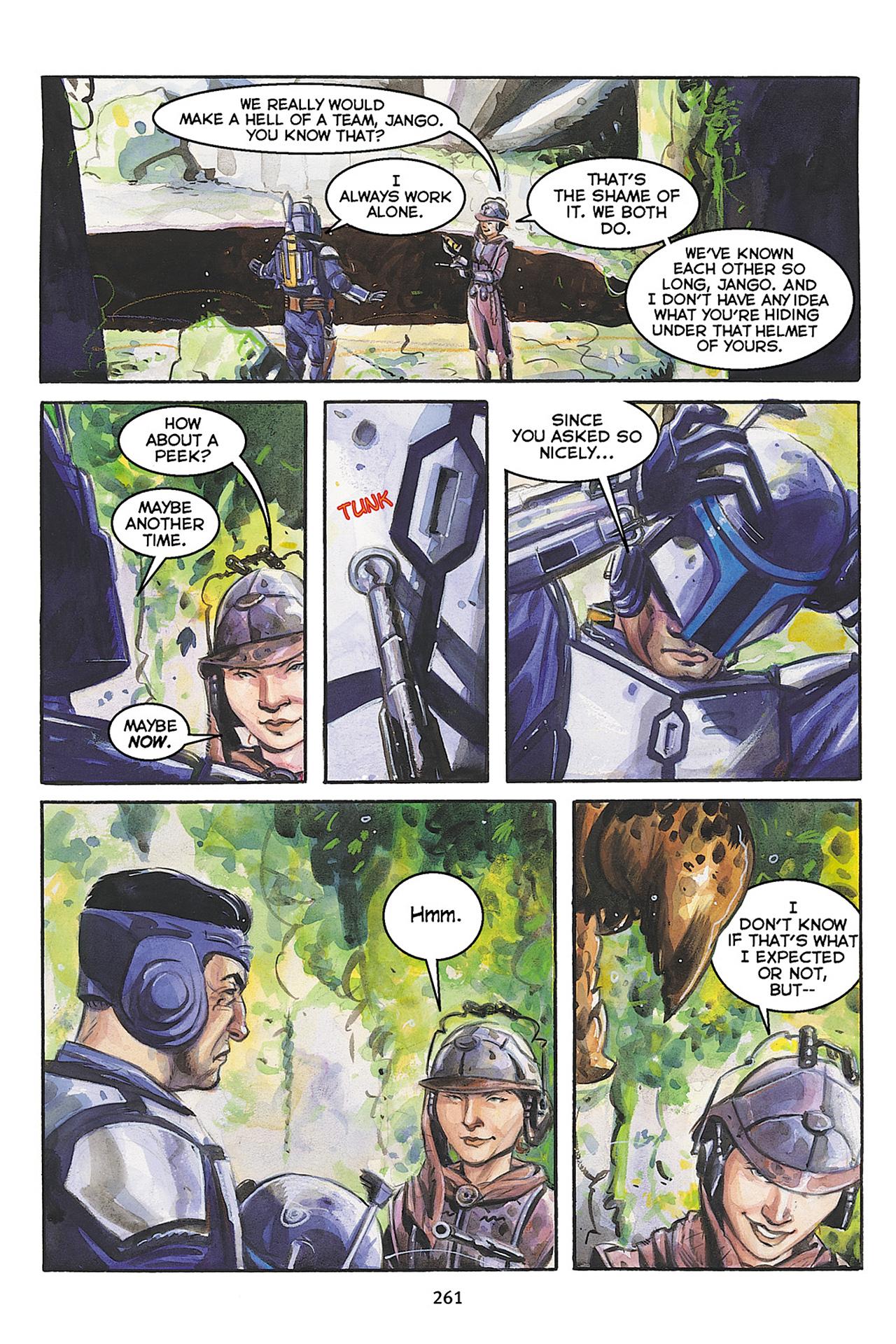 Read online Star Wars Omnibus comic -  Issue # Vol. 10 - 258