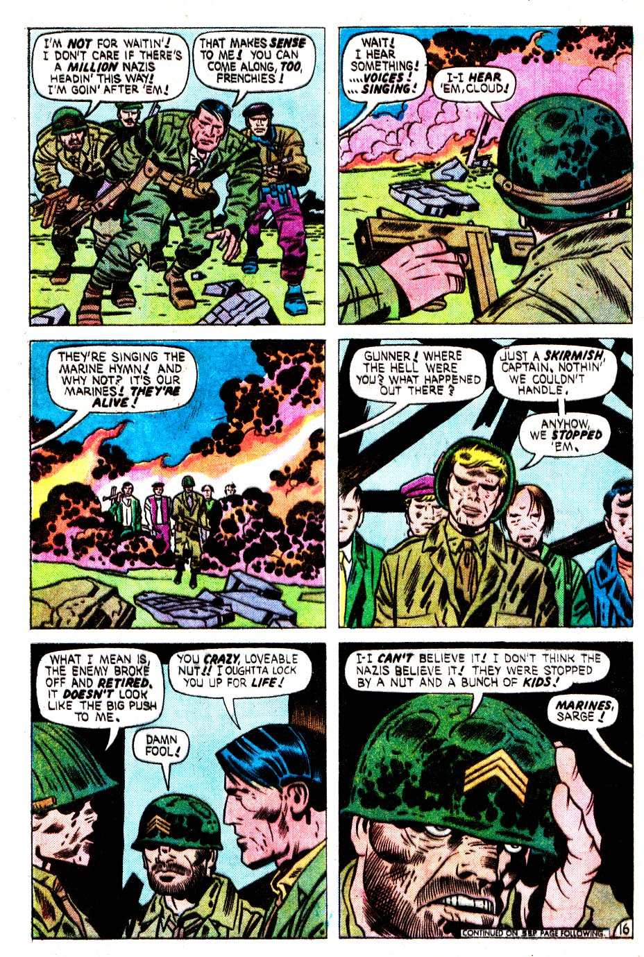 Our Fighting Forces (1954) issue 162 - Page 27