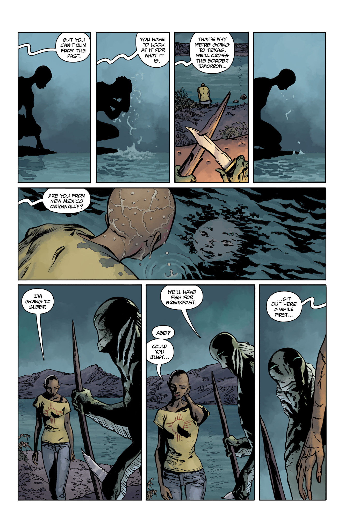 Read online Abe Sapien comic -  Issue #14 - 11