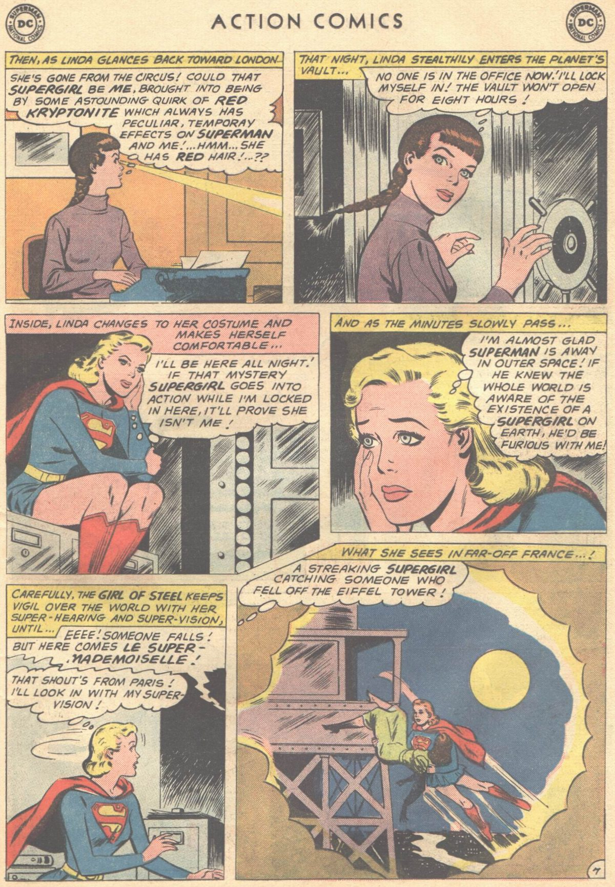 Read online Action Comics (1938) comic -  Issue #268 - 25