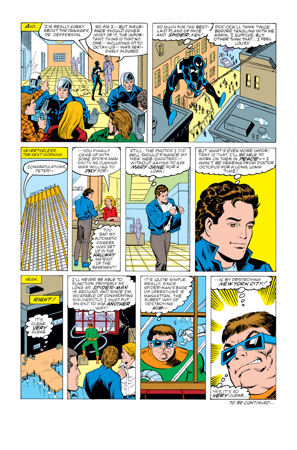 The Amazing Spider-Man (1963) 296 Page 23