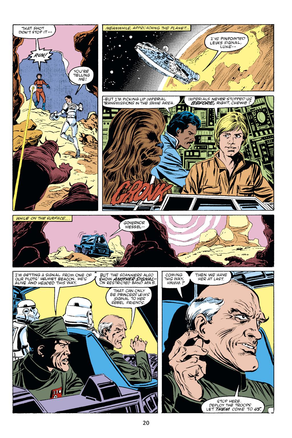 Read online Star Wars Omnibus comic -  Issue # Vol. 21 - 19