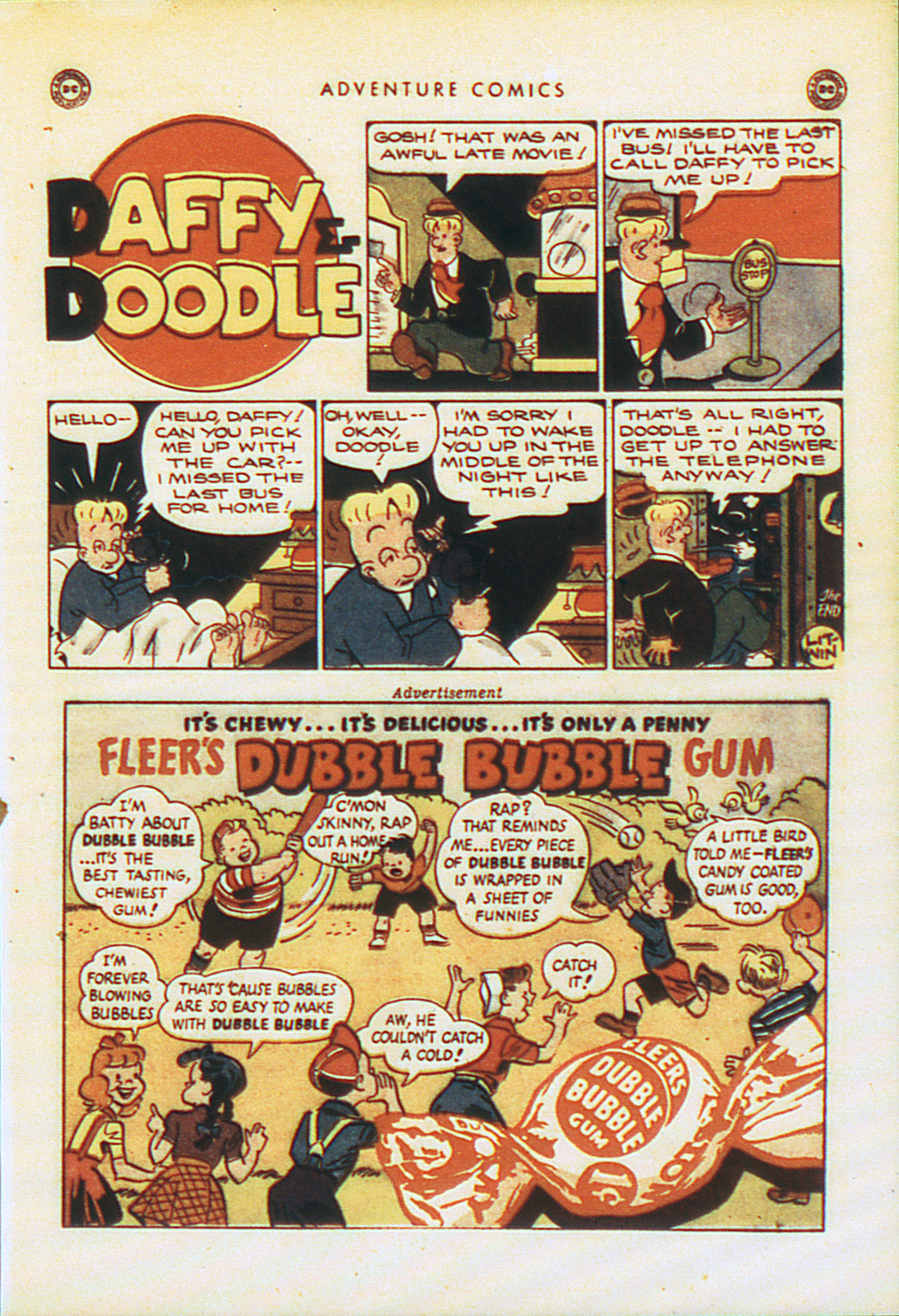 Read online Adventure Comics (1938) comic -  Issue #104 - 40