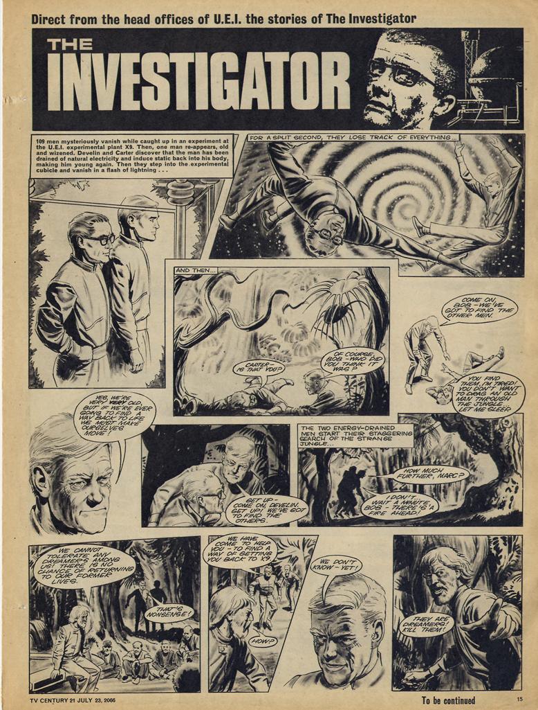 Read online TV Century 21 (TV 21) comic -  Issue #79 - 14